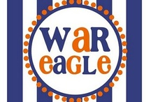 War Eagle / by Amy Brooks