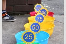 Toddler Carnival Game Ideas