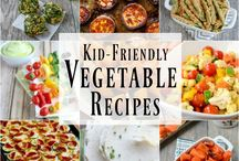 Kid friendly vegan meals