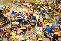 Thailand / Thailand is one of the six countries in the Greater Mekong Subregion (GMS), a country at the centre of the Indochina peninsula in Mainland Southeast Asia.  For more information about Myanmar and GMS : http://www.tourismmekong.org/index.php/experience-mekong/thailand/