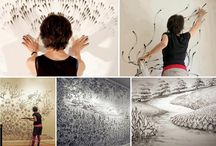 ARTS & CRAFTS: FINGER PAINTING / by Valerie Fletcher