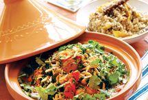 Tajine et cuisine marocaine / by Cristina Tubelli