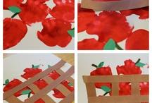 Apple Fall Crafts