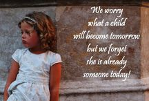 The Heart of a Child~ / Quotes and Sayings that Inspire and Make us Realize Just How Precious our Children Really are.
