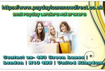 best payday lenders not brokers