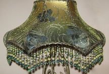 Illuminations / Wishing lamp shades were made like these today ...