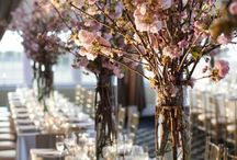 Spring Wedding ideas / Bright lights and blossoms make fabulous colours for those spring time weddings