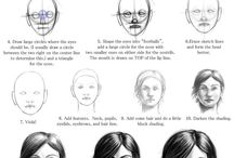 Art tutorials to try / All types of art tutorials or pointers, so that I can improve on my drawing and painting skills