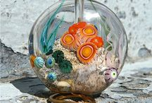 СТЕКЛО - GLASS (beads and all things glass) / Lampwork. Magic glass beads and all things glass.