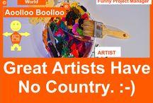 Aoolloo Boolloo Artist / Aoolloo Boolloo Artist