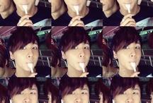 V I X X ♥ / members of VIXX, kekeke. ~