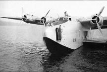 The Clipper Saga / Flying Clipper Type Aircraft / by Gary Owen Saslaw