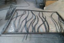 Kowalstwo artystyczne. blacksmithing