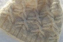 knitting - hat