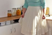 Pleated skirts / Skirts