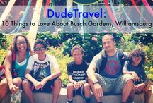 Dude Destinations / Family travel destinations that rock.