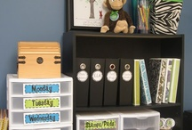 classroom organization / by Alicia Parker