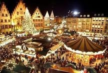 European Christmas Markets!