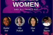 [Women's Day Special] Phenomenal Women - Talk All things Art / Four truly unique artists celebrate their passion and brilliance. For them, art is a way of life!