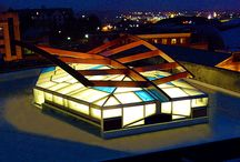 Skylight Solutions / by Solar Innovations® Architectural Glazing Systems