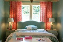 Bedrooms / Exciting bedroom spaces