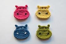 Appliques - Crochet / Crochet patterns for appliques