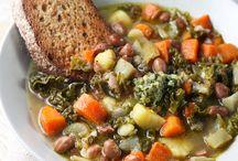 Food: Soups/Stews / by Maria DiVita