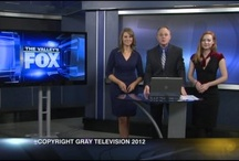 Behind the Cameras / Here's a look at our news team and guests behind the scenes! / by Whsv and The Valley's Fox Newsroom