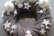 DIY / unique advent wreaths