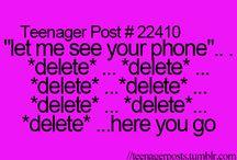 • teenager post • / by Madeline McInturff