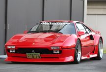 Modified and nice looking Ferrari's