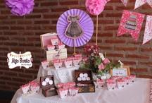 "Mesas dulces de ""ALGO BONITO"""