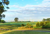 Golf - Year Around in Lake Charles / Golfing is a year-round attraction in Lake Charles/Southwest Louisiana. With 6 public courses, there is variety in the designs, and award-winning golf courses are sure to enchant golfers of all levels. Learn more at www.visitlakecharles.org/outdoors/golf/