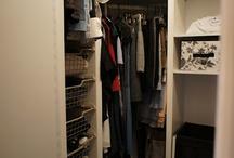 Home: Closets / by Liliana P. Amshey
