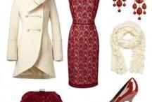 I love dresses - red