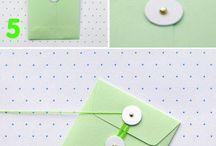Papier / Schöne Dinge aus Papier