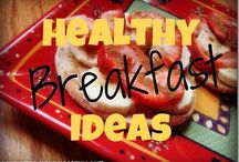 Breakfast / Breakfast recipes and ideas