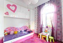Cupcake Kids Room