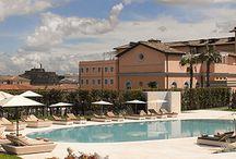 Hôtel Gran Meliá - Rome⎜Spa My Blend by Clarins / Une oasis de bien-être et de beauté qui vous réserve une expérience inoubliable, hors du temps...
