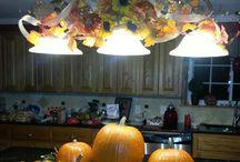 Fall decor / by Sharon Dodge