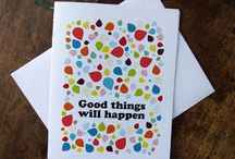 Cards & Stationary - Occasion Cards / by Elbee's Occasions