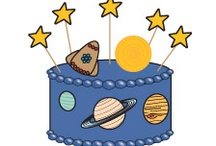 Solar system party / by Dianna Bogart