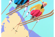 Swiss Vintage Skiposters