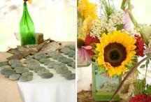 Inspiration / Chic Rustic Wedding / Stylish, Rustic wedding ideas