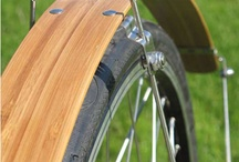 DIY bamboo bike