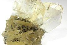 Gypse (Sélénite) / Sulfate : CaSO4·2H2O