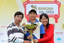 Pachara Khongwatmai (14) breekt golfrecord