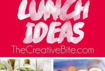 Lunch idea school