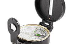 GPS y navegación / Altímetros, brújulas, geocaching,...