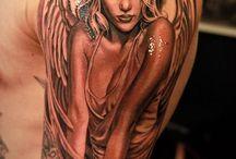 Tattoo Angel